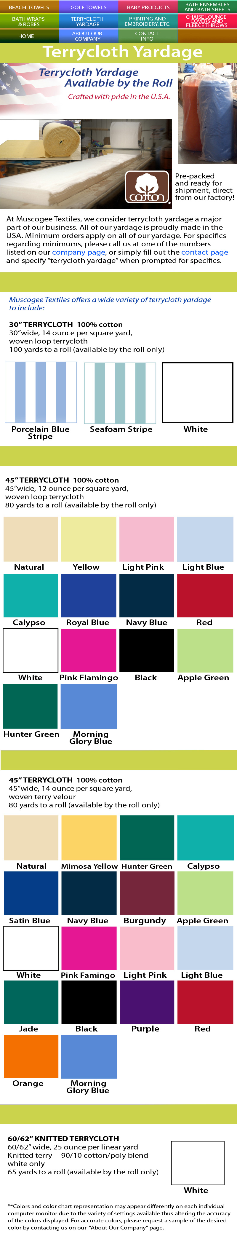 per square yard